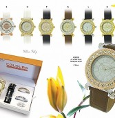 Colours watches