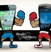 Blackberry ή iPhone;
