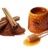 Μέλι και κανέλα κατά ασθενειών !