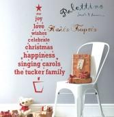 """Καλές γιορτές με μια ευχή γία σένα απο το """"Palettino"""" ."""
