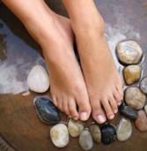 Φυσική φροντίδα για τα πόδια