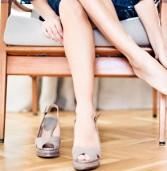 Τα ψηλοτάκουνα κάνουν κακό στην υγεία σας!