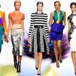 Οδηγός μόδας: Ανοιξιάτικα trends του 2013 ,μια μίξη πολλών στοιχείων