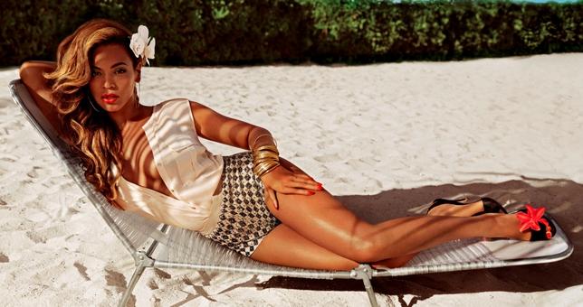 Μπιγιονσέ ! ποζάρει για την H&M & φέρνει το καλοκαίρι