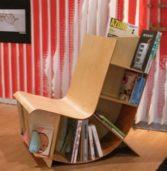 Πρωτότυπες ιδέες για απίθανες βιβλιοθήκες.(Photo)