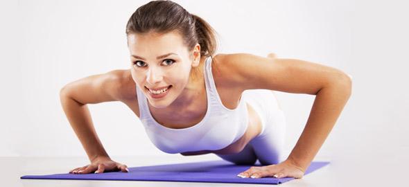 Οι καλύτερες ασκήσεις στήθους για γυναίκες(video)