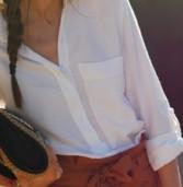11 τρόποι για να φορέσετε το λευκό πουκάμισο