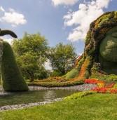 Η πιο διάσημη  έκθεση  λουλουδιών στον κόσμο!