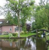 Giethoorn: Η «Βενετία» της Ολλανδίας!