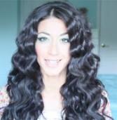 Κυματιστά μακριά μαλλιά! Δες πως γίνεται… (video)