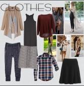 Φθινοπωρινά ρούχα!