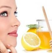 Λεμόνι και μέλι για λαμπερό πρόσωπο. Δοκίμασε το !