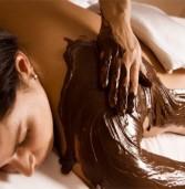 Σοκολατοθεραπεία για τόνωση της επιδερμίδας.
