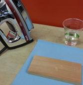 Πώς να αφαιρέσετε ένα βαθούλωμα από το ξύλο.(Photos)