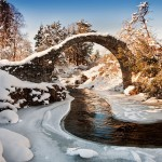 Παλιές γέφυρες δημιουργούν εκπληκτικά τοπία!