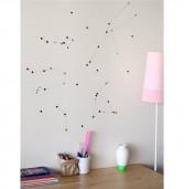 Φτιάξε αστερισμούς στον τοίχο του σπιτιού σου