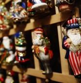 Χειροποίητα χριστουγεννιάτικα στολίδια έργα τέχνης.(Photos)