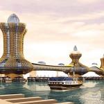 Το Ντουμπάι ετοιμάζει την πόλη του Αλαντίν!