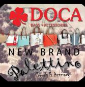 Palettino Νέα Συνεργασία: DOCA