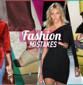 Τα 7 στιλιστικά λάθη που κάνεις και πως να τα διορθώσεις!
