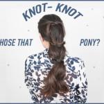 Έχεις πολύ μακριά μαλλιά; Πώς να κάνεις την κοτσίδα που δεν θέλει λαστιχάκι!