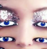 Δες πώς θα πετύχεις μόνη σου το πιο chic eye-mani!
