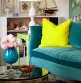 Νέα Τάση: Πώς θα Βάλετε τα Έντονα Φλούο Χρώματα στη Διακόσμησή σας!