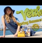 Verde : Τα παρασκήνια της φωτογράφισης για Άνοιξη/Καλοκαίρι 2015 .(Video)