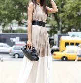 10 τρόποι για να φορέσουμε σωστά το μάξι φόρεμα