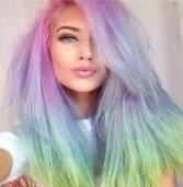 Το rainbow look είναι η νέα τάση που θα σε αφήσει άφωνη