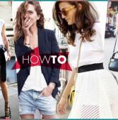 ΛΕΥΚΟ T-SHIRT: 12 ultra-chic τρόποι να το φορέσεις!