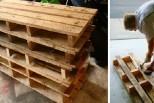 DIY:Δεν θα πιστεύετε τι έφτιαξαν με μερικές παλιές ξύλινες παλέτες! 25+1 απίθανες και οικονομικές ιδέες κατασκευών(Photos)