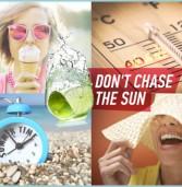 Πώς να αποφύγεις τη θερμοπληξία… και τα άλλα προβλήματα του καλοκαιριού!