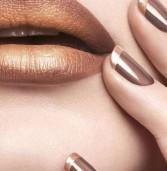 Τέλεια, φθινοπωρινά σχέδια manicure