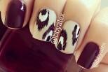 Τα πιο όμορφα νύχια με βάση το μπορντό!