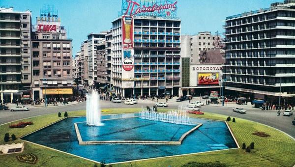 Φωτογραφίες από μια άλλη εποχή , Αθήνα του 1960!