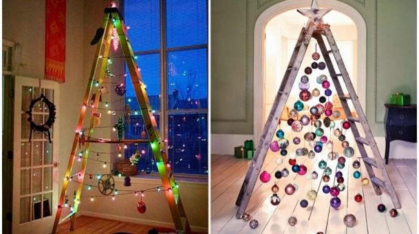 15 τέλειες ιδέες για Χριστουγεννιάτικο δέντρο! Θα τρελαθείς!