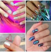 Glass Nail Art ή αλλιώς γυάλινα νύχια: Το beauty trend που θα σας αφήσει άφωνες!