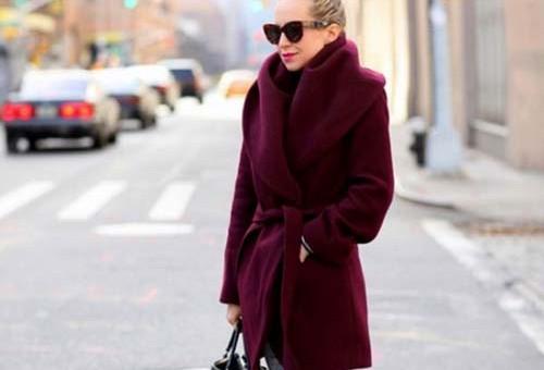 Μπορντό: Πώς να φορέσετε το πιο hot χρώμα του φετινού χειμώνα.(Photos)