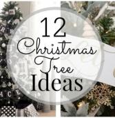 Χριστουγεννιάτικες Ιδέες που ΠΡΕΠΕΙ να δεις ΠΡΙΝ στολίσεις το Δέντρο σου.