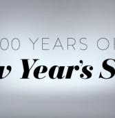 Τι φοράνε τα τελευταία 100 χρόνια και γιορτάζουν τη πρωτοχρονιά;