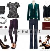 Τα πιο τέλεια casual outfits για πάρτυ Χριστουγέννων.