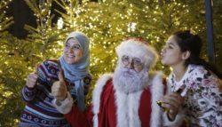 Χριστούγεννα στον κόσμο -Πώς γιορτάστηκαν από άκρη σε άκρη της Γης μέσα από 36 φωτογραφίες [εικόνες]