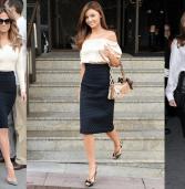 Πως να φορέσετε μία Pencil φούστα