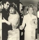 Γαμήλιες αναμνήσεις: Σπάνιες φωτογραφίες από γαμήλιες τελετές επωνύμων.
