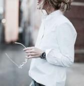 White Shirt| Πόσα ντυσίματα μπορείς να κάνεις μ' ένα λευκό πουκάμισο;