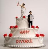 Χώρισες; Αυτές είναι οι πιο τέλειες τούρτες διαζυγίου