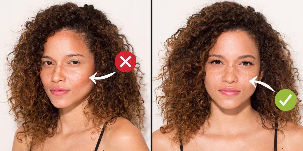 5 λάθη στο μακιγιάζ που σου προσθέτουν 10 χρόνια