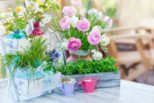 DIY για τη Βεράντα: Φτιάξτε Αυτά τα Υπέροχα Ραφάκια με 10 Ευρώ!