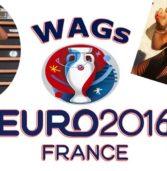 WAGS: Τα σέξι κορίτσια των ποδοσφαιριστών του φετινού Euro [Μέρος Α']